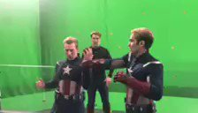 Learning a section of the fight minutes before shooting it. Sam and Daniel Hargrave are LEGENDS. Stuntmen and women are the unsung heroes of the marvel world. https://editorial.rottentomatoes.com/article/four-mcu-stunt-doubles-dish-on-an-action-packed-10-years-saving-the-universe/ …
