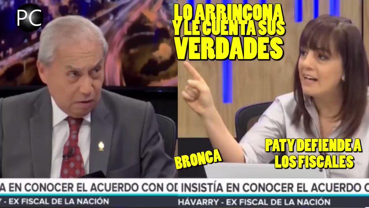Peruano Comunica's photo on Patricia