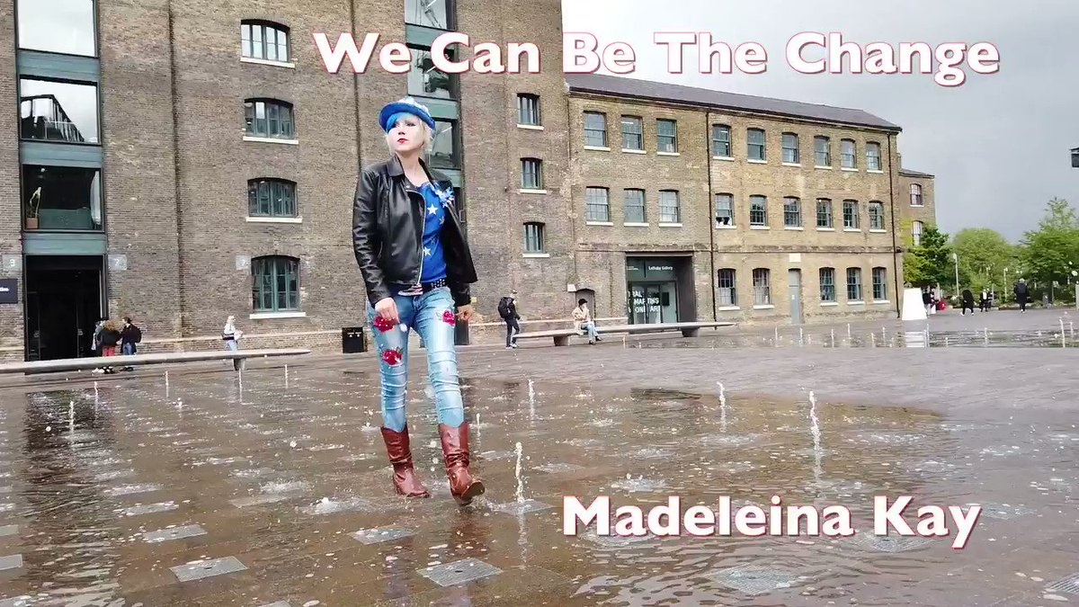 'We Can Be The Change'🇬🇧🇪🇺🎼  Now is the time for citizens to act Stand up for your futures Defend your rights Celebrate your citizenship VOTE FOR EUROPE in the #EUelections2019  Together we CAN be the change!  #ThisTimeImVoting #TheFutureisEurope Music video by @jeffk33