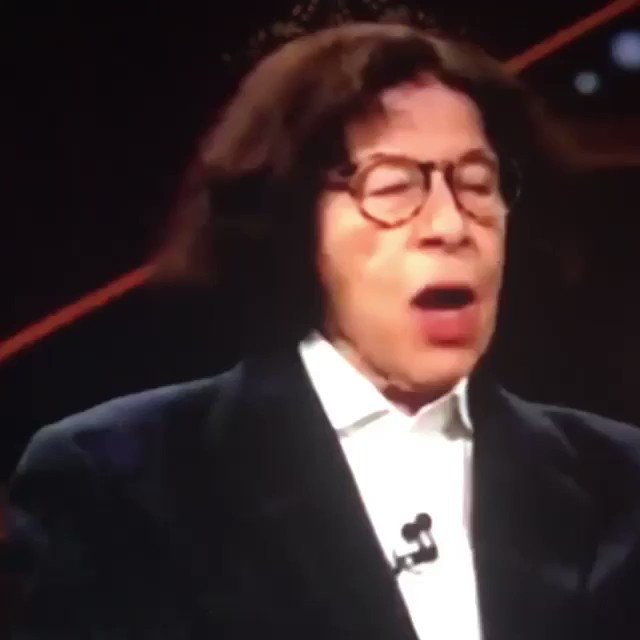 "Fran Lebowitz suggests we murder President Trump. ""We should turn him over to the Saudis, his buddies. The same Saudi's who got rid of that reporter. Maybe they could do the same for him."" Last night on Bill Maher. This is truly sick!"