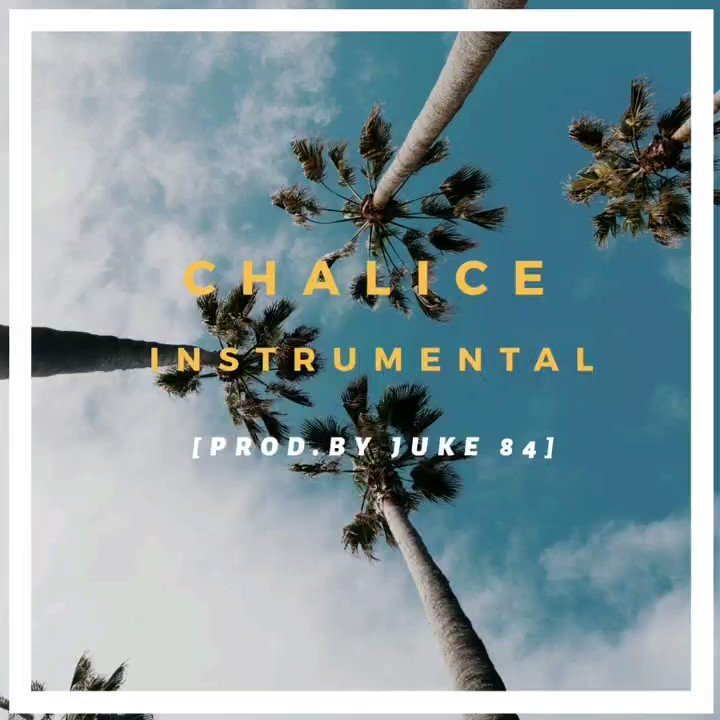 chalice. (Instrumental)  got 'chalice' remix instrumental up for you guys to stream. what platform are you using? (link in bio)  love. 'chalice' remix (instrumental) - [http://prod.by @juke_84]