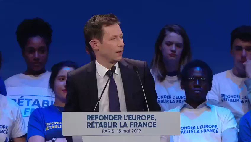Marine Dauvret's photo on Le Pen