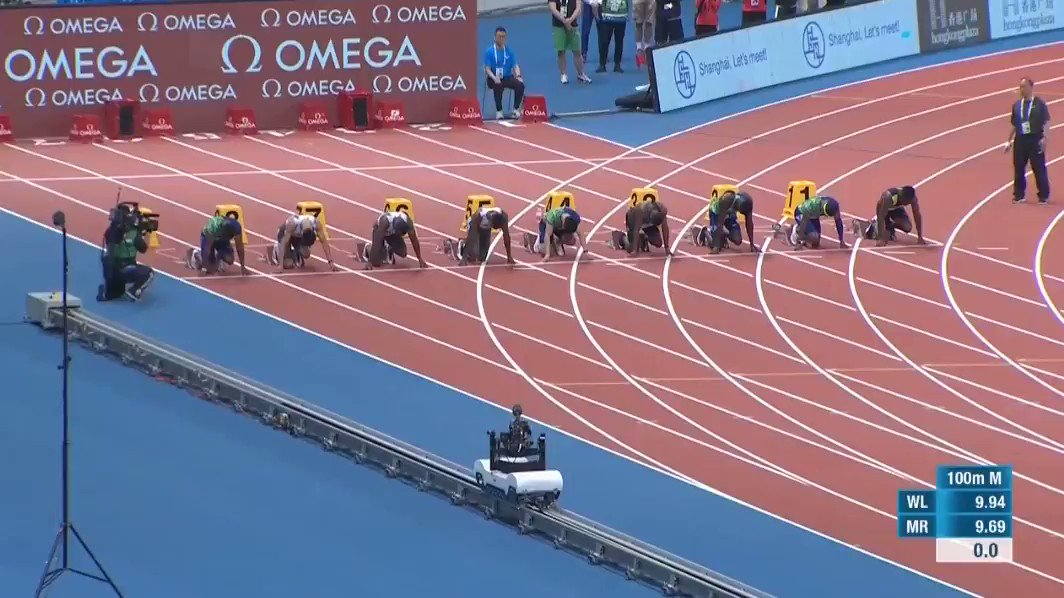 Woah.   Never a dull moment from @usatf 🙌 (📽️: @nzaccardi)