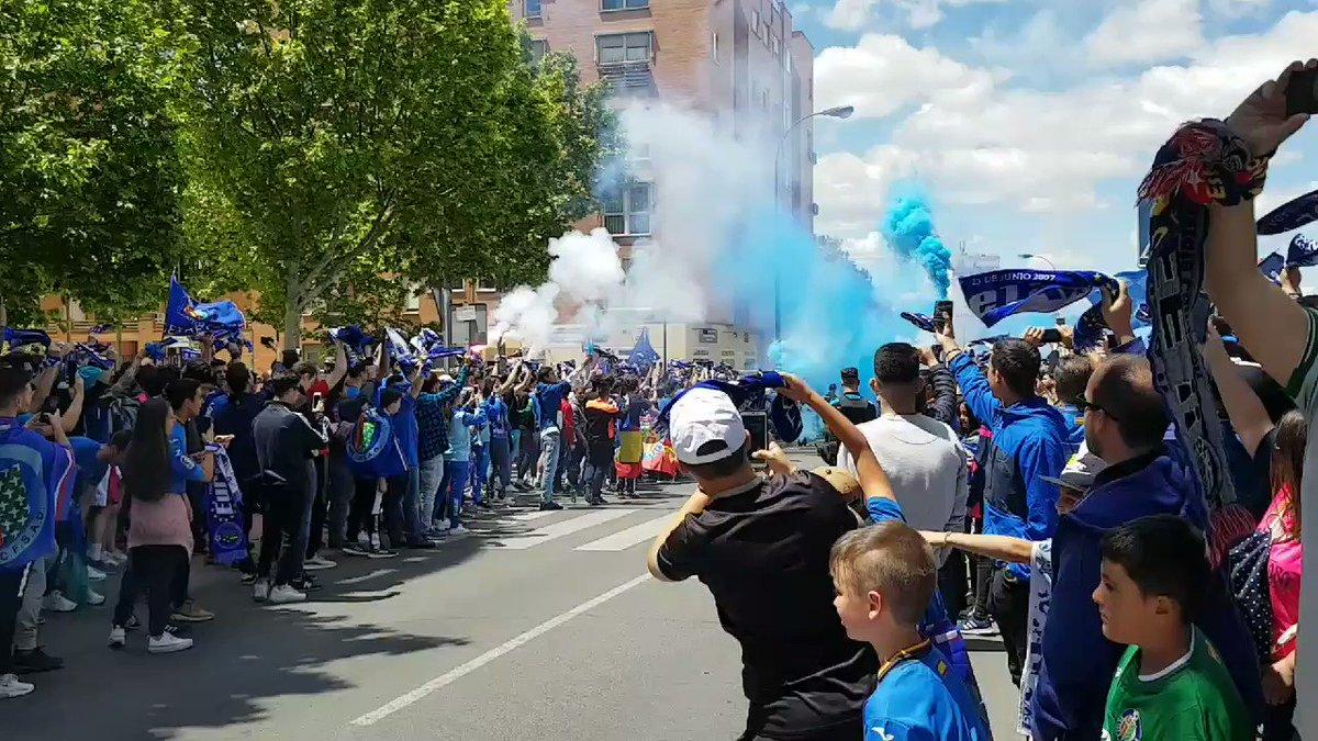 Deporte Getafe's photo on El Villarreal