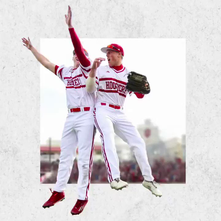 For the 7th time in school history, your Indiana Hoosiers are B1G CHAMPS! #IUBase