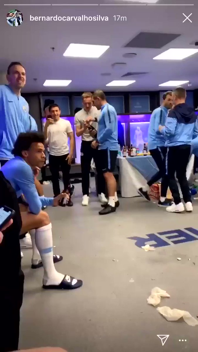 Every city fan right now