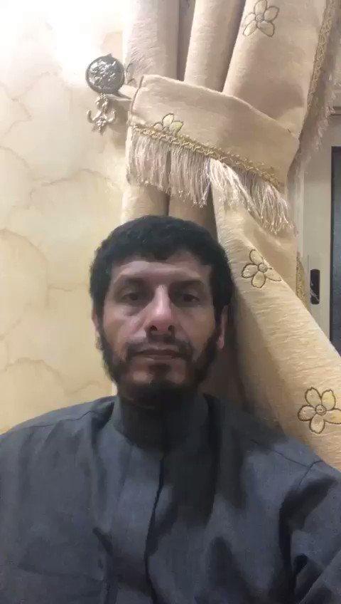 العميد الدكتور  محمد الشهراني من الحد الجنوبي  يوجه رساله شديده اللهجه #شعب_ايران_ينتفض_ضد_الملالي