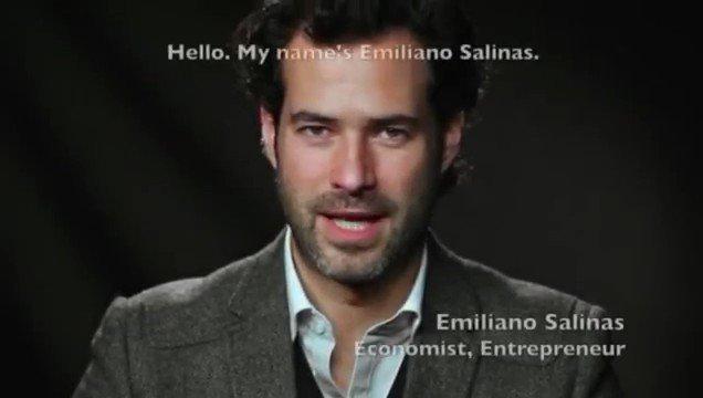 El delincuente Emiliano Salinas hace hace la apología de la secta criminal NXIVM, que él dirige y de su otro líder, Keith Raniere