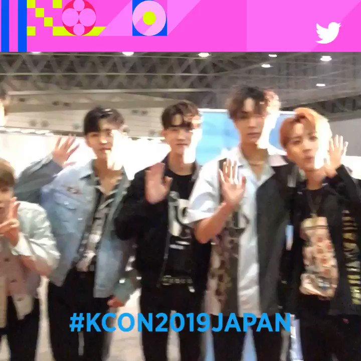 [#KCON2019JAPAN] #PENTAGON is always gonna shine @CUBE_PTG #REDCARPET #KCON #LETSKCON