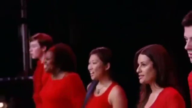 My heart still beats loudly for the McKinley High Glee Club! #Glee10thAnniversary
