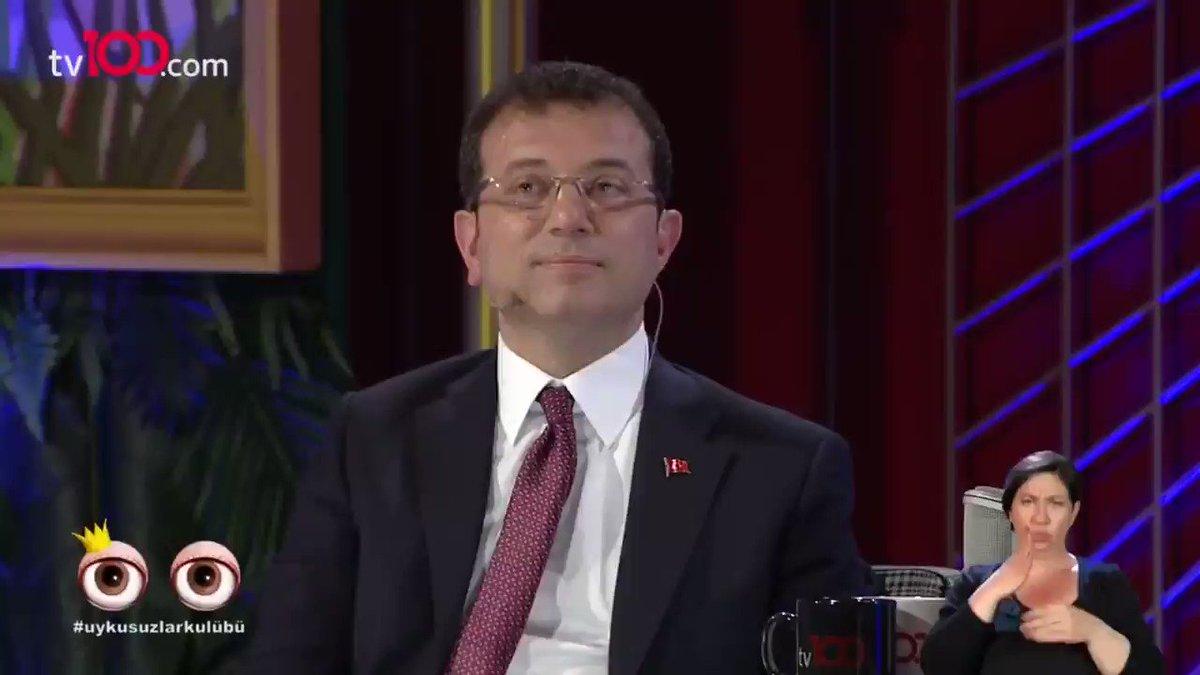 """Trabzon'un 40 haneli bir köyünde doğup büyüyen bir çocuğu, bugün İstanbul Büyükşehir Belediye Başkanı yapan """"Cumhuriyet""""in projesiyim ve bununla gurur duyuyorum."""
