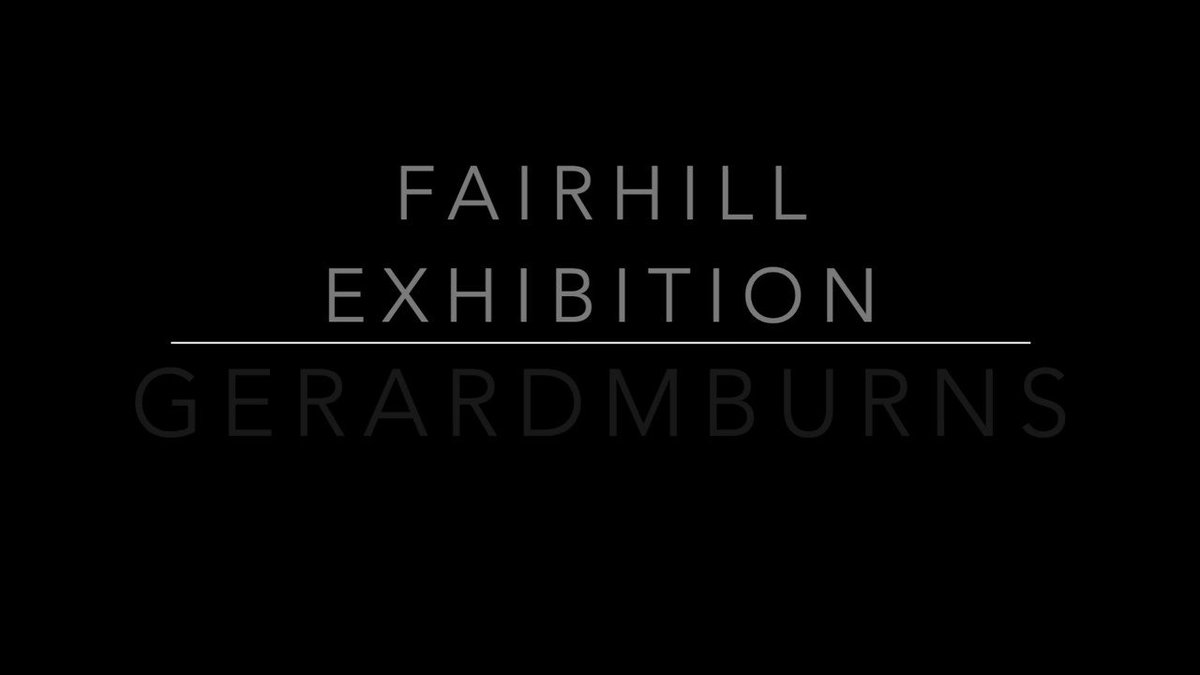 Here is a short clip about the summer exhibition Interested in coming along to the show?  Contact me via the website https://t.co/pyWPisqDuC