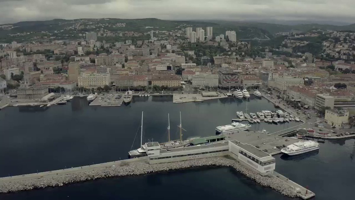 Today I am in Rijeka, Croatia, which will be a European Capital of Culture in 2020. With my colleagues from @SDPHrvatske we are fighting for: ✅ Better wages ✅ Investment and regeneration ✅ Sustainable industries ✅ Equality for women and men