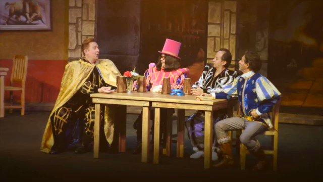 Los esperamos de Viernes a Domingo en el #TeatroAldama  El @TenorioComico #4taTransformación  Risas garantizadas!NO SE LO PIERDAN !!