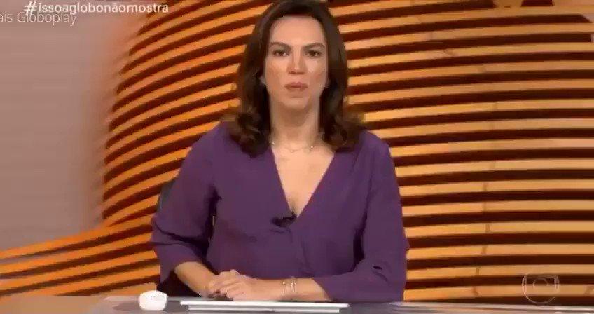 Gente a Globo pegou a Joice Hasselmann no pulo!#IssoAGloboNaoMostra