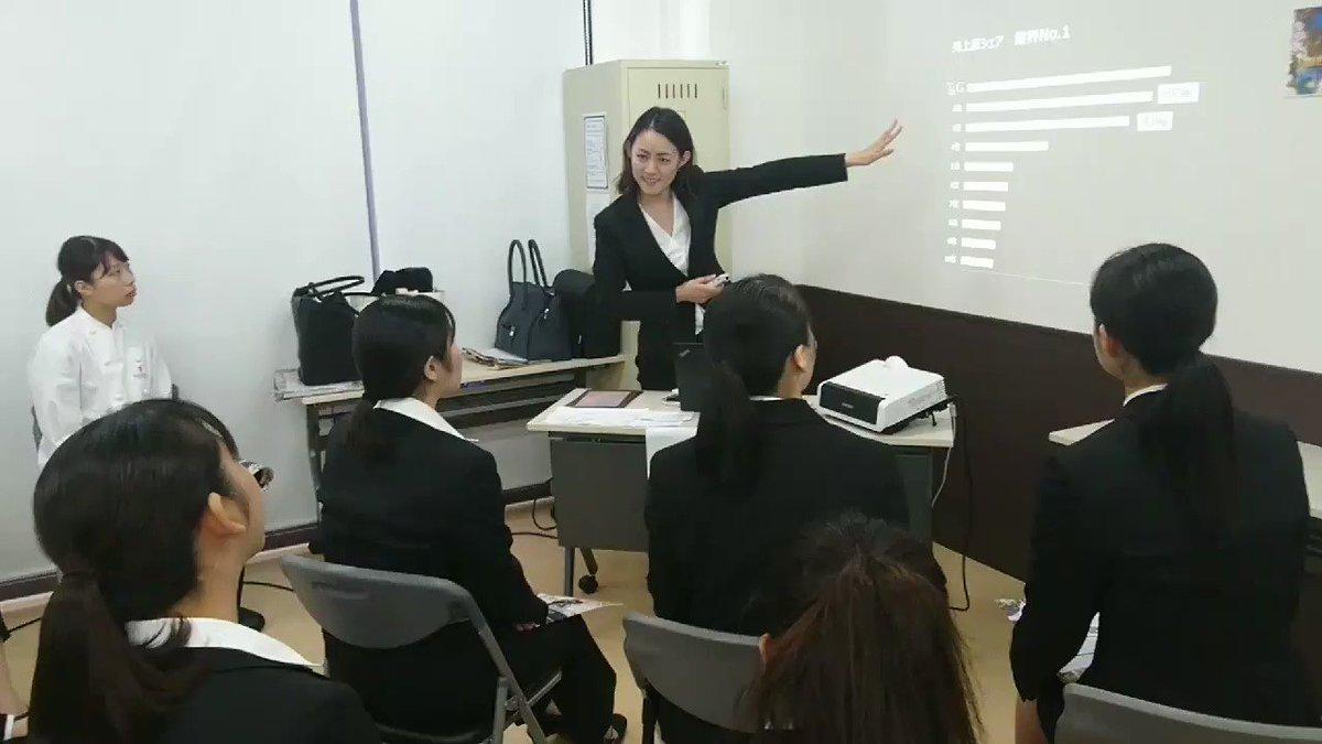今日は学内企業合同説明会✨お越しいただいた企業の皆さまありがとうございます❗この会をきっかけに内定につながる学内も☺就職活動がんばろう✊