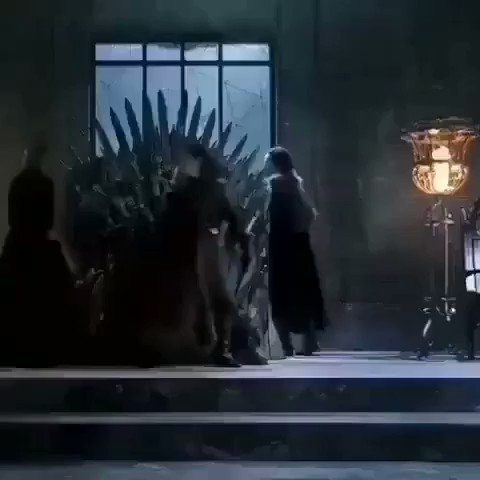 How they really should've decided who sat on the iron throne. #GameofThrones #GOTfinal