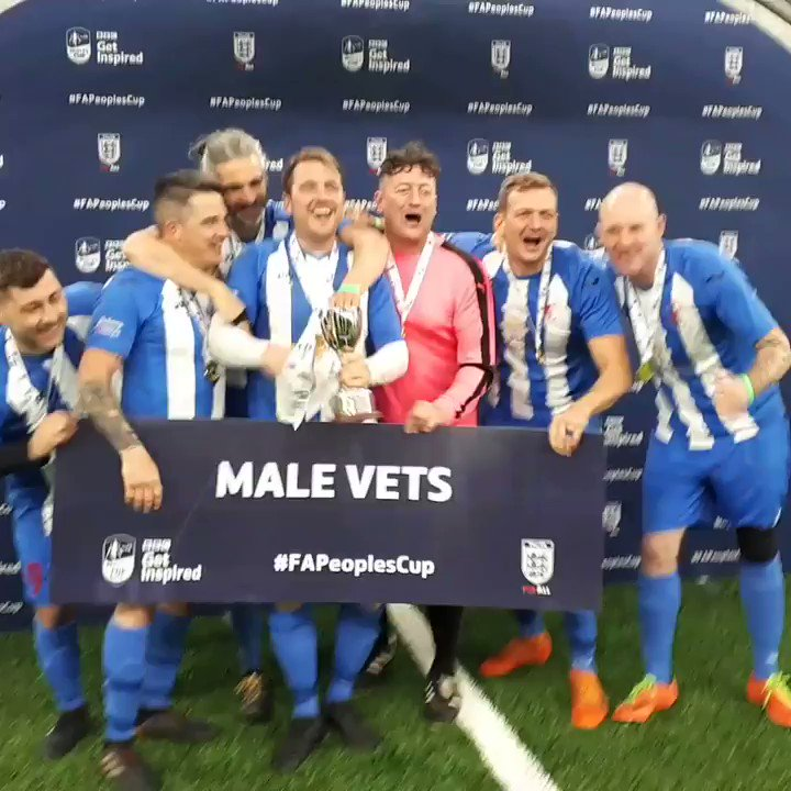 What a tournament it was!Join @NickBrightDJ and @AdeleRoberts for all the highlights of the #FAPeoplesCup Finals and see how these teams became  Championes Championes, ole ole ole...!  All the highlights http://bbc.in/2YCnBJE#GetInspired @FA @BBCiPlayer