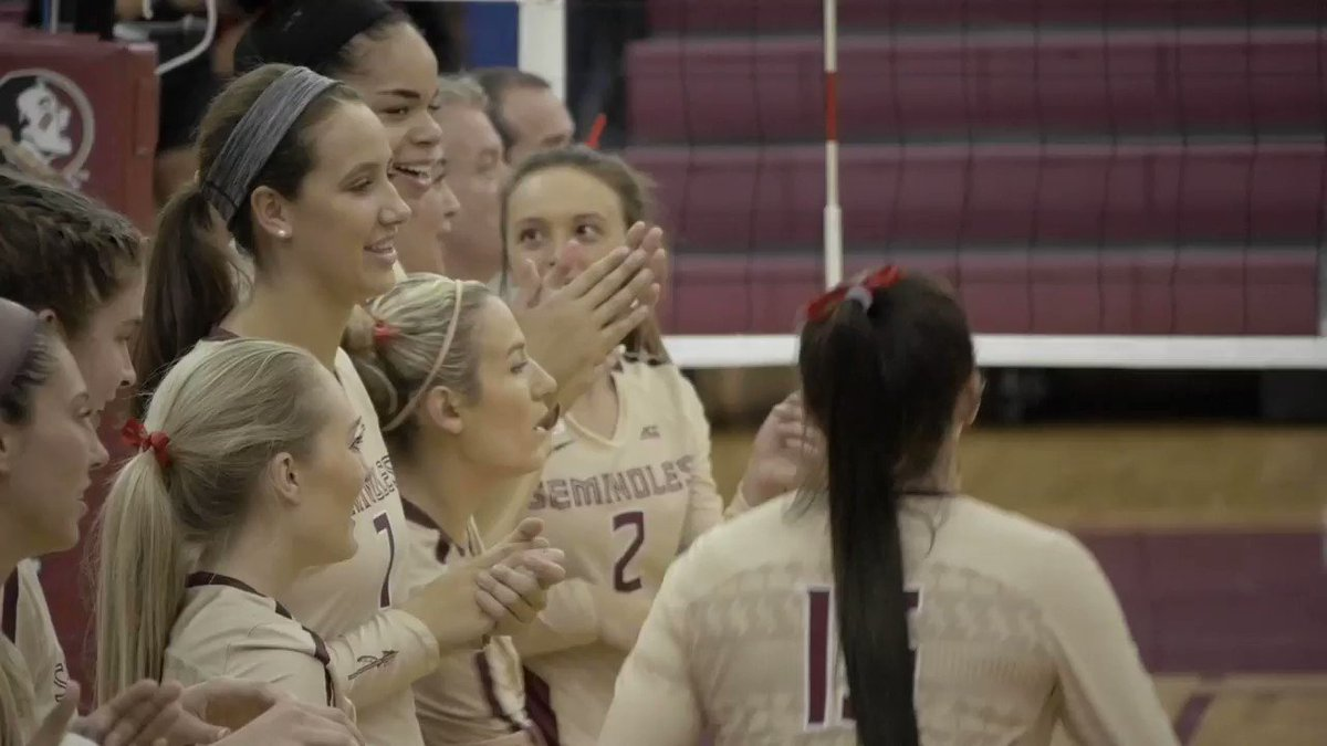 FSU Volleyball's photo on #throwbackthursday