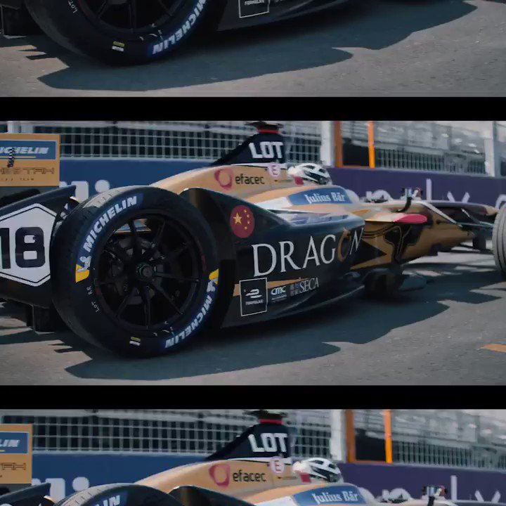 Proud to bring #AndWeGoGreen, co-produced by Appian Way, to @Festival_Cannes. @FIAFormulaE #ABBFormulaE