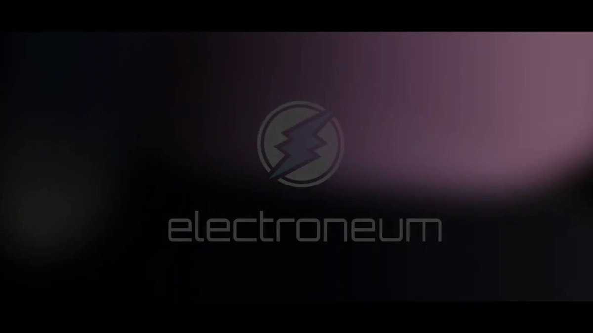 Image for the Tweet beginning: Check out the Electroneum M1