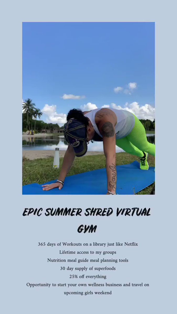 Join me this summer !! #GetInspired