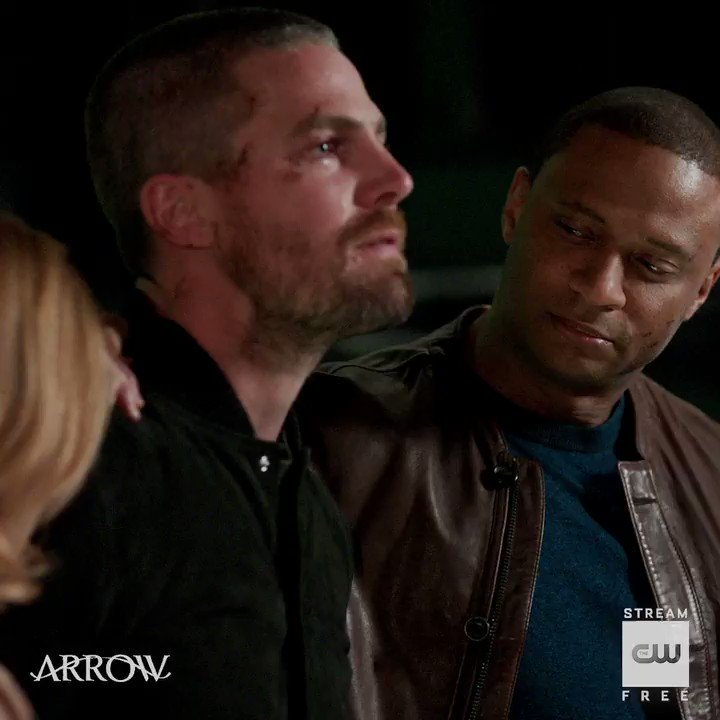 RT @CW_Arrow: A cycle of heroes. Stream the #Arrow season finale: https://t.co/0LRsDtS7ve https://t.co/3z6E2n3Rch