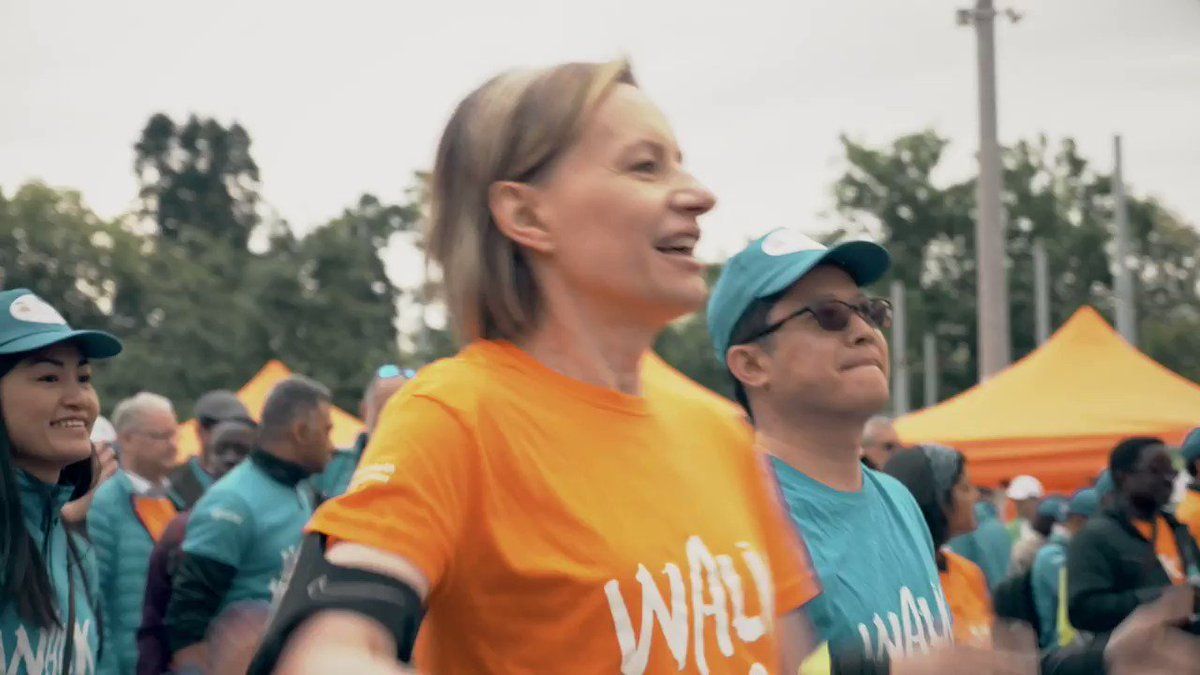 We thank everyone once again who Walked The Talk with us yesterday! 🏃♂️🚶♀️💃🕺🤾🧘🤾🤸🤼⛹  It's time for #HealthForAll! #WHA72