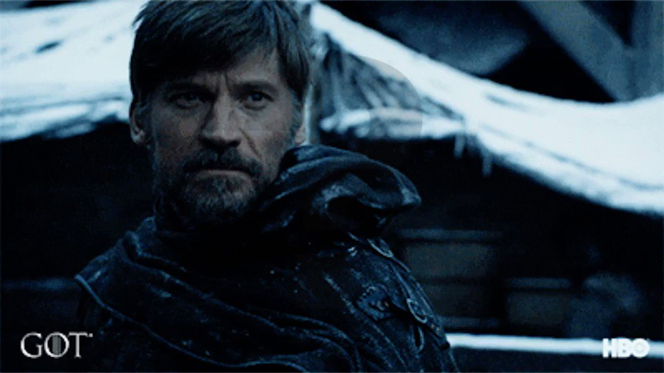 Q: What does Jaime Lannister lose in Season 3? #NationalStreamingDay