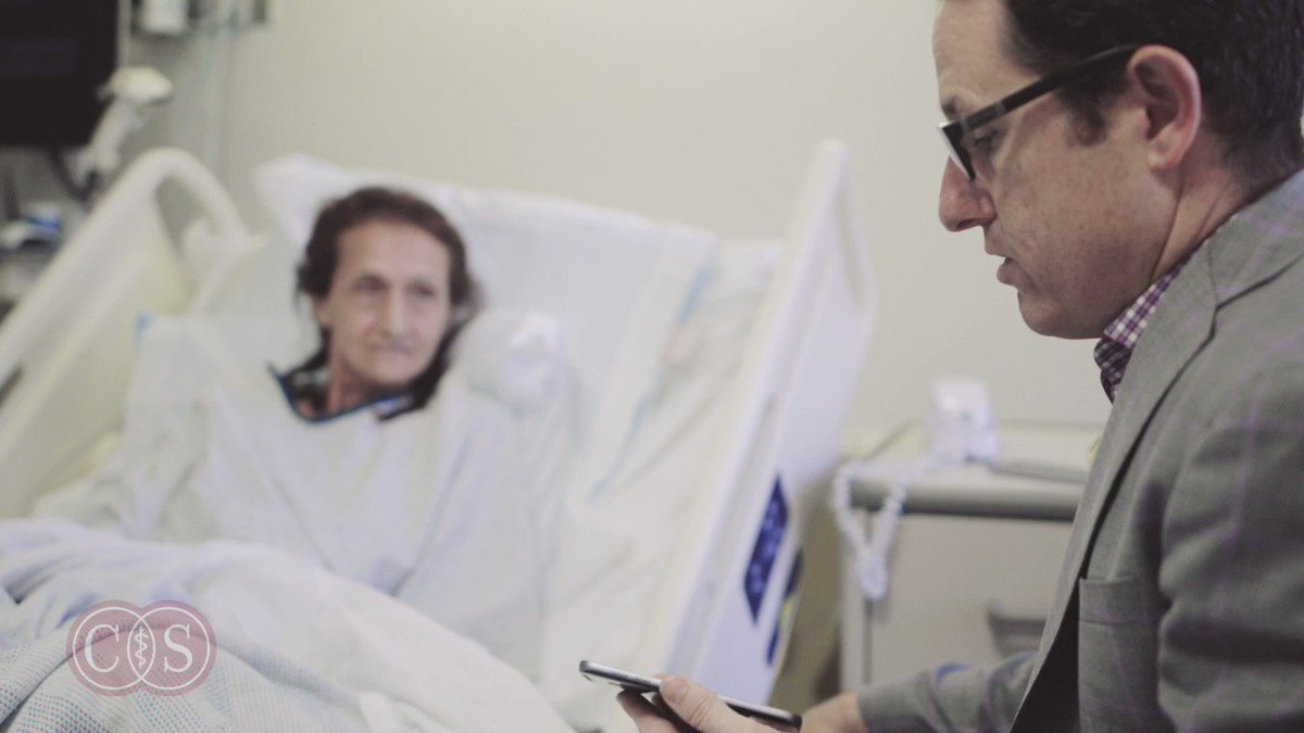 Image for the Tweet beginning: How can #VirtualReality help patients