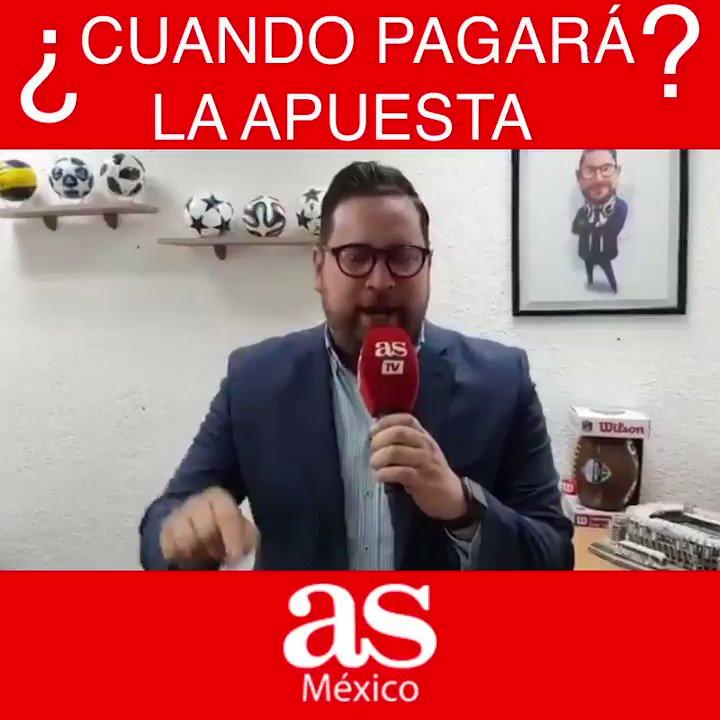 ¿Para cuando la barba y la inyección, 'Padrino' @JC_Zuniga?  Porque con nosotros se lanzó el reto que se cerró en @PasionWFM queremos saber...¿Cuándo te vemos para pagar la apuesta con @faisirrito? @deportesWRADIO @WRADIOMexico