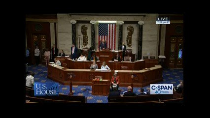 Tonight, I asked for a vote on the Born Alive Abortion Survivors Protection Act. This is the 47th time @HouseGOP have asked for this vote.   For the 47th time, @HouseDemocrats said no.
