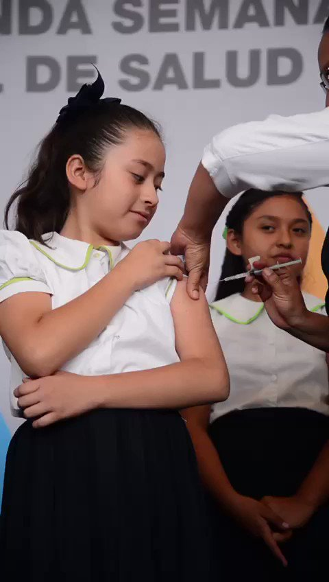 Con la Segunda #SemanaNacionalDeSalud 2019, fortalecemos la prevención de enfermedades.