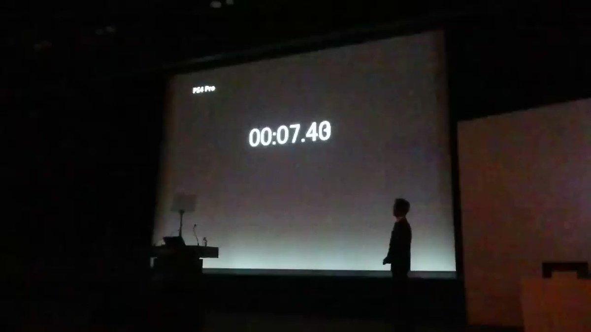أول فيديو لجهاز البلايستيشن5 القادم! فارق فترات التحميل المذهل.