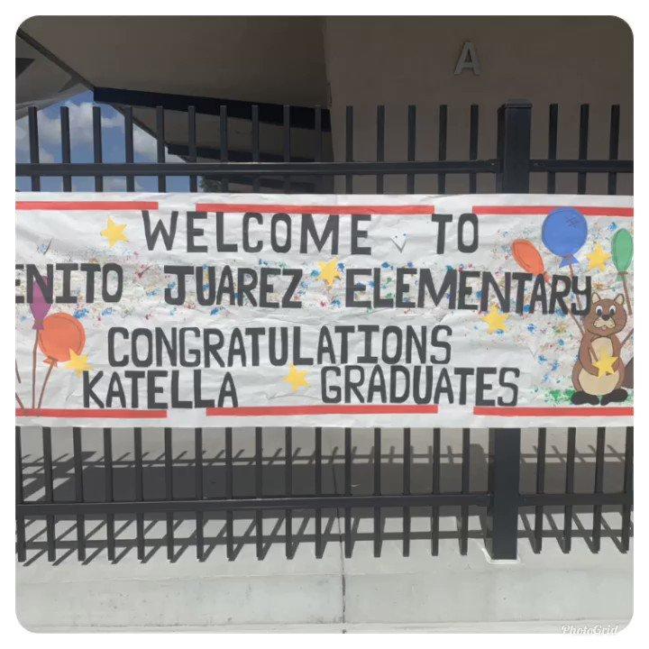 Image for the Tweet beginning: Congratulations @Katella_hs Knight #Classof2019 @JuarezScholars