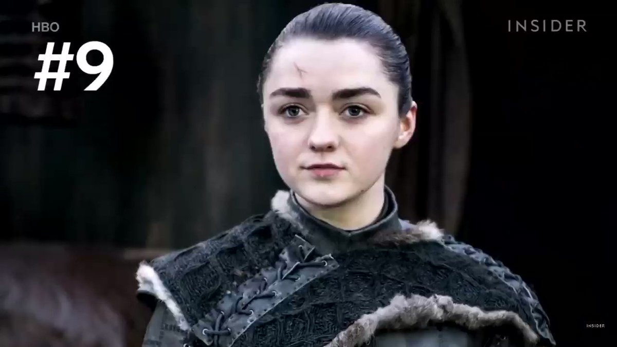 #GameOfThonesFinale I feel better about Arya Columbus now