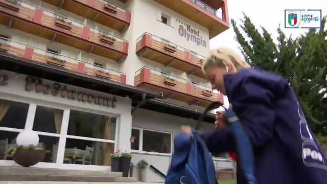Working towards the #WorldCup 🇮🇹  🎥 A clip from the Azzurre's training camp in Riscone, Brunico, as #Bertolini's National Team continue their preparations for the FIFA Women's World Cup 2019.   #WWC19