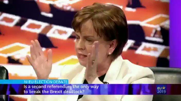 Nigel Dodds's photo on referendum