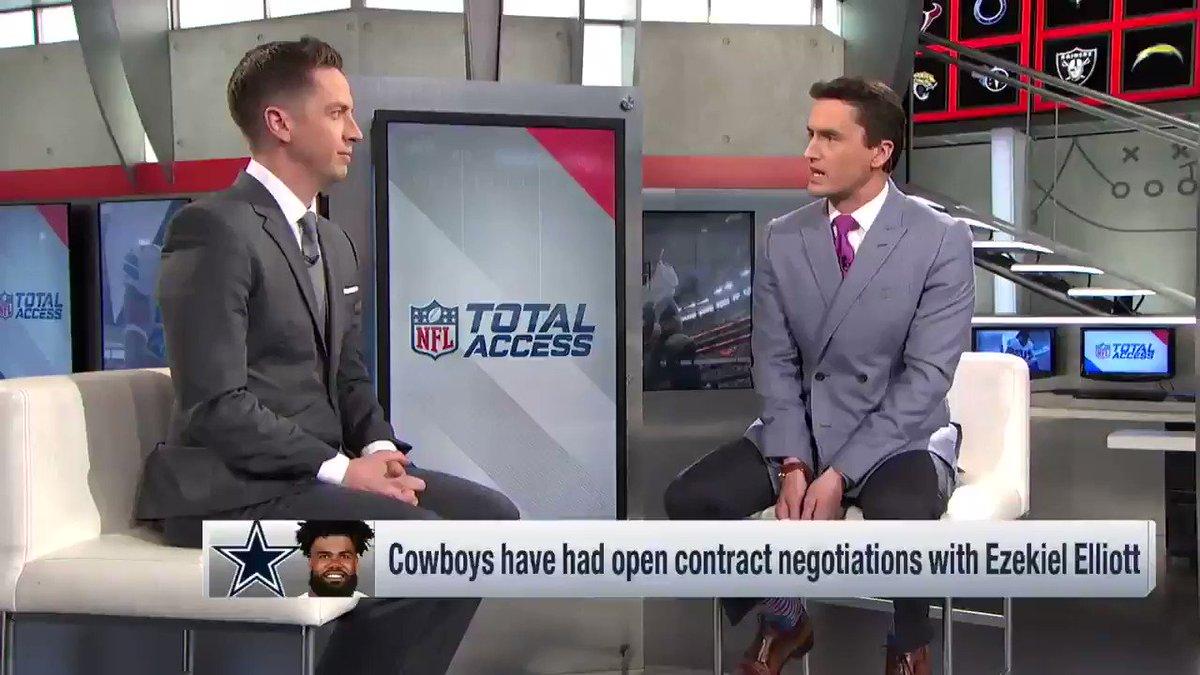 News: Varying opinions on Cowboys willingness to pay Ezekiel Elliott