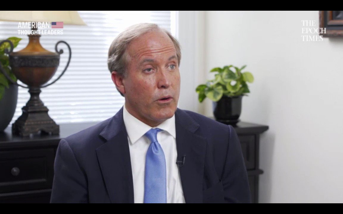 We just arrested the mayor and his wife of Edinburg… he was elected and were pretty sure the difference was voter fraud. @KenPaxtonTX explains #VoterFraud in #Texas 🇺🇸 Full interview: youtu.be/mwZgQQkri0E