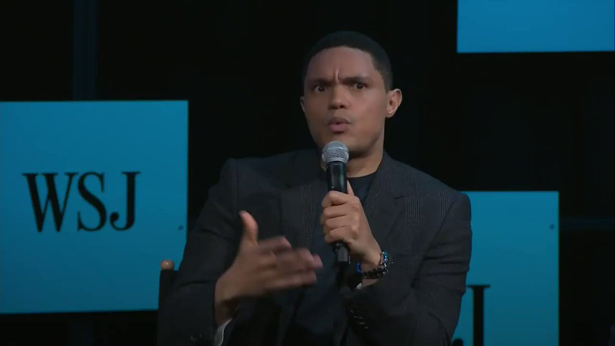 "Trevor Noah on taking the reins from Jon Stewart as ""The Daily Show"" host"