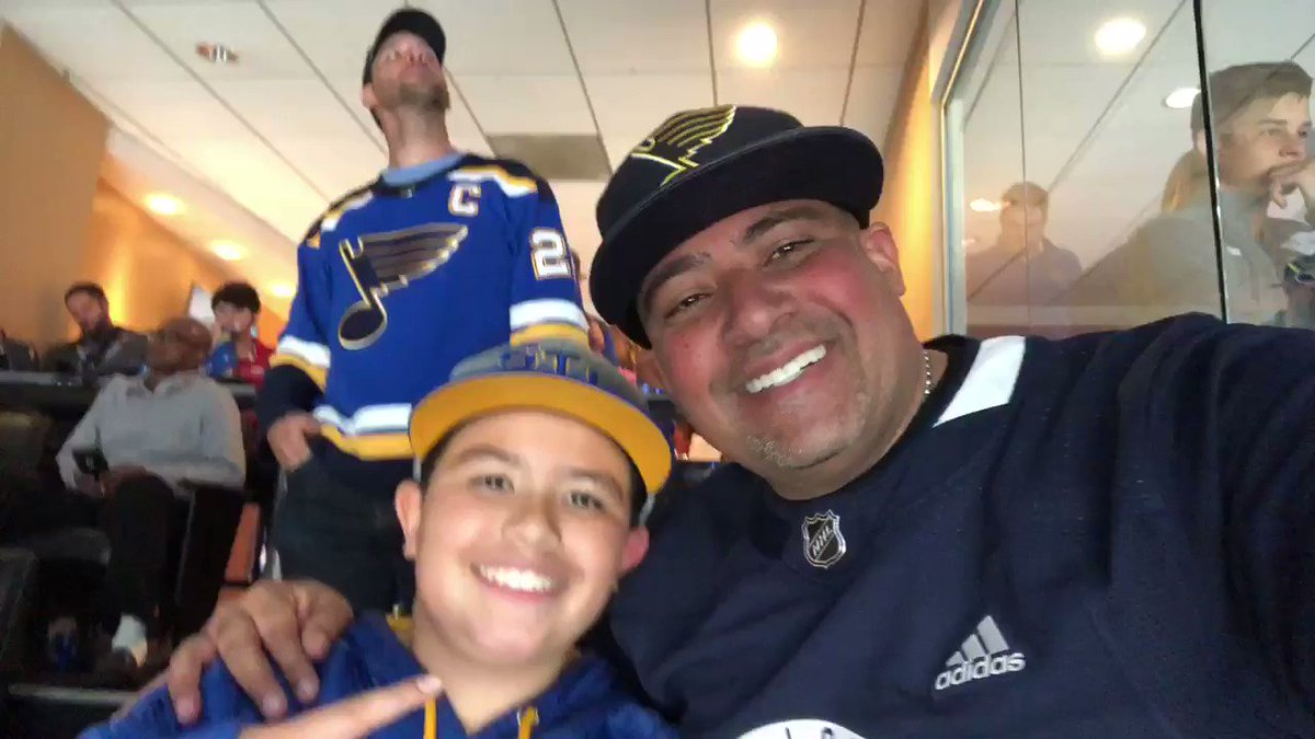 Bengie Molina's photo on #StanleyCupFinal