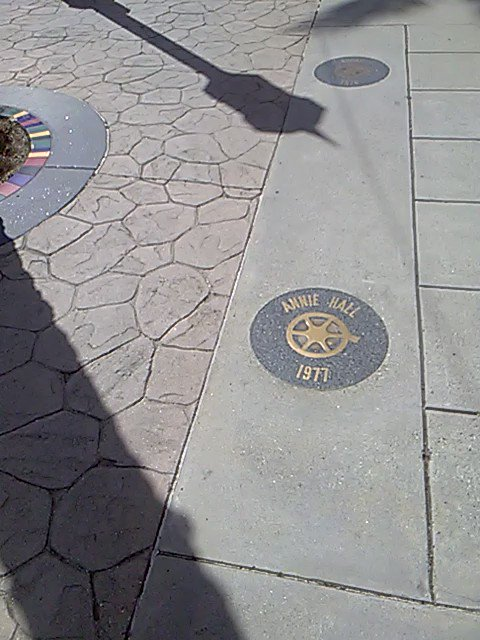 after #giving #blood @ #UCLAbpc, take a #stroll by #hollywood #bestpicture #walkofFame in #westwood  #oscar #winners from #backintheday!!  #film #cinema #ucla #movie #movies #films #oscars #academyawards #la #usa #tinseltown #greencloud #mmj #legalizeAmerica #LegalizeEarth #cbd