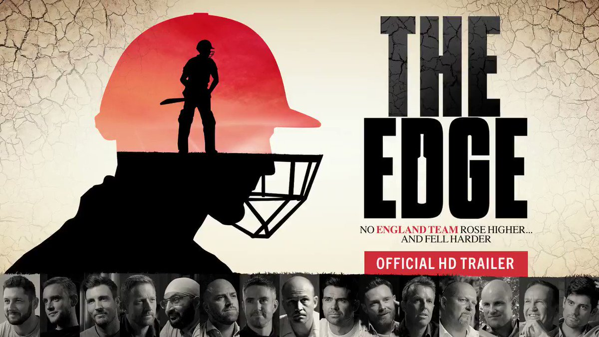 CRICKET AS YOU'VE NEVER SEEN IT BEFORE 🏏  Watch the Official Trailer for The Edge.  For release & exclusives follow us @theedgefilm2019 or 👉  http://www.theedgefilm.com   #TheEdgeFilm #Cricket