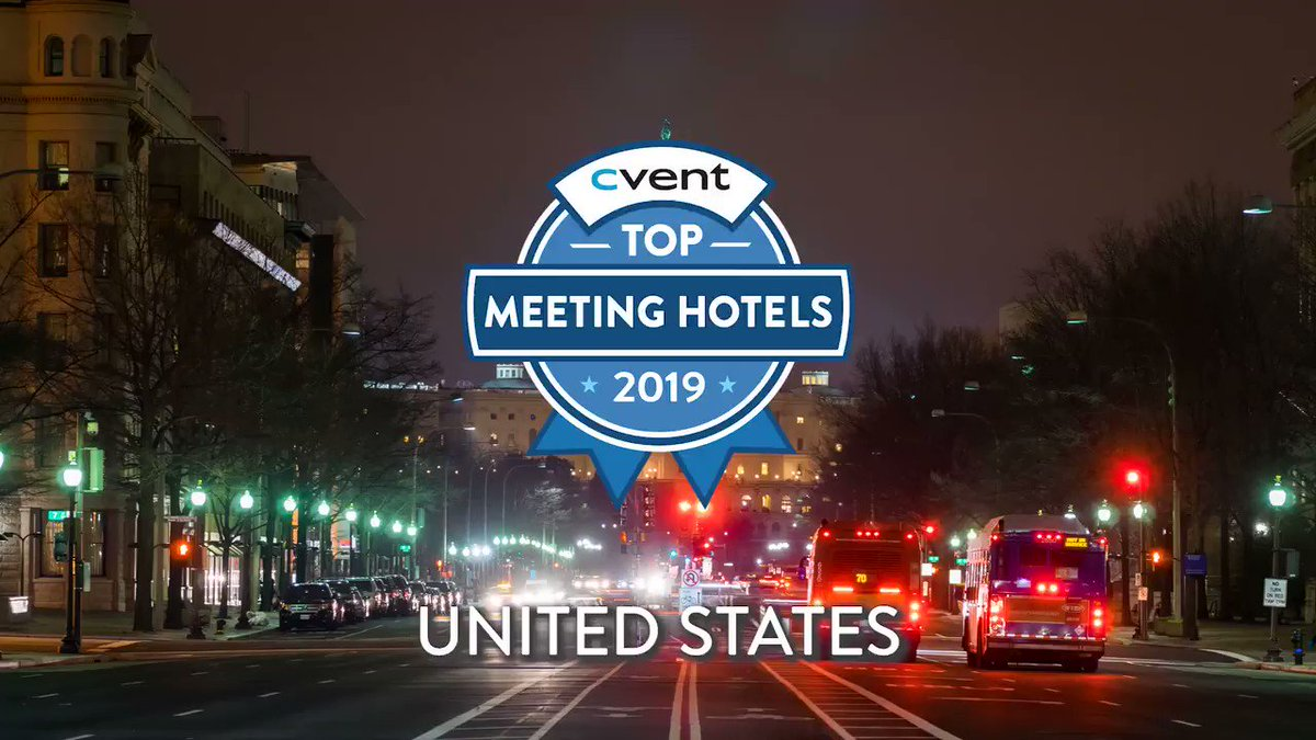 Honored to have Omni Nashville Hotel named the #1 Meeting Hotel in the U.S by @cvent! #TopMeetingHotels2019 #OmniNashville