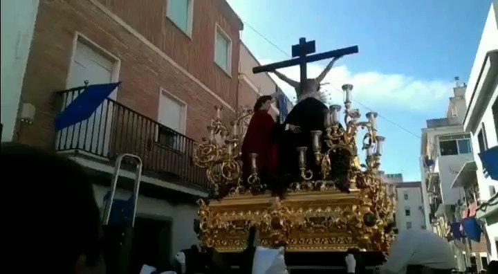 Recordando un Martes Santo con Ntro. Stmo. Cristo de la Sagrada Lanzada a los sones de 'Sueños de Azul y Plata'. 💙   @LanzadaHuelva  #LanzadaHuelva #BCTSaludHuelva #SueñosdeAzulyPlata #Huelva #Andalucía #SemanaSanta2019 #Cofrade