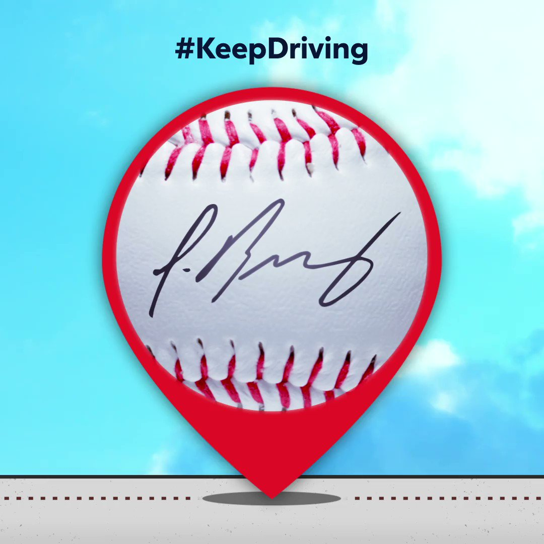 Just getting started. That's why we keep #KeepDriving #Toyota #LetsGoPlaces #GoCubsGo #ad