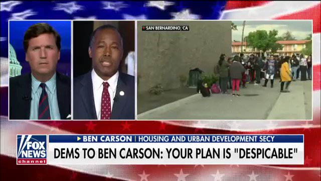 """AND JUST LIKE THAT...  """"THE #AMERICAN PEOPLE HAVE A REAL #CHOICE TO MAKE""""  #NotSureIf #JustLikeThat #BenCarson #CommonSense"""