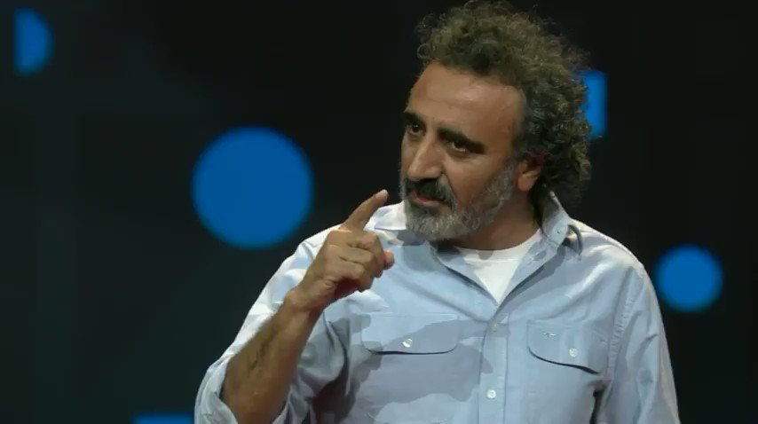 For years, @hamdiulukaya put his phone number on each @Chobani container. It allowed him to get feedback from those he served. In @inc, I share this and other killer insights from the founder's #TED2019 #TEDTalk H/T @TEDTalks #business #leadership https://www.inc.com/damon-brown/in-ted-talk-chobani-founder-hamdi-ulukaya-gives-4-secrets-to-success.html …