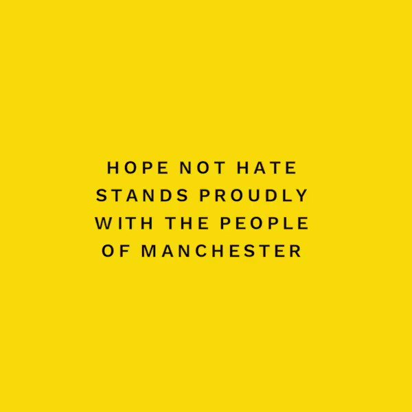 HOPE not hate's photo on #westandtogether
